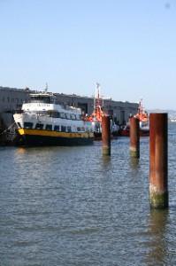 At the Docks