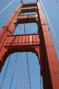 Golden Gate Below