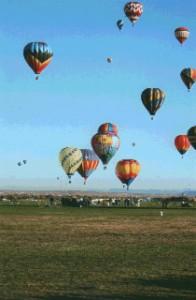 Balloon games at the 2006 Fiesta