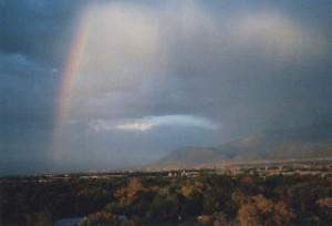 Who doesn't like rainbows?