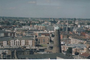 Dublin from the Gravity Bar part 2