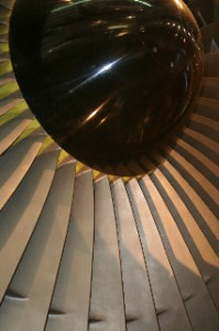 Another shot of a turbine fan