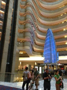 The Marriott Marquis is the Party Hotel!