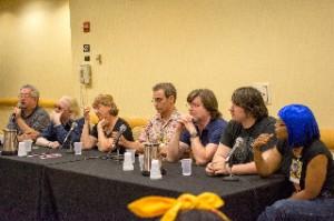 Social Media Panel: Jim, Sasha, Jeanne, Steven, Alan, Roger, L.M.