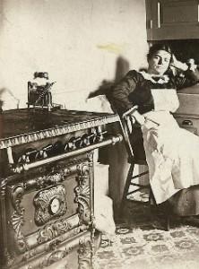 A Victorian Era cook